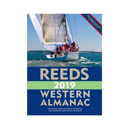 Reeds Western Almanac 2019  - Click to view a larger image