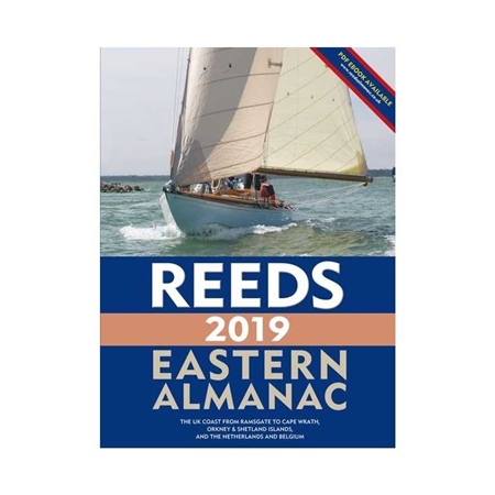 Reeds Eastern Almanac 2019  - Click to view a larger image