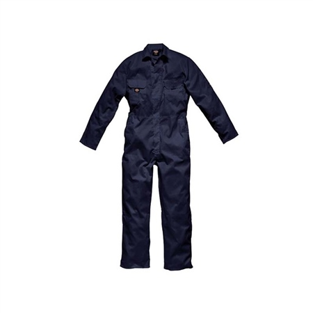 Dickies Stud Front Boilersuit  - Click to view a larger image