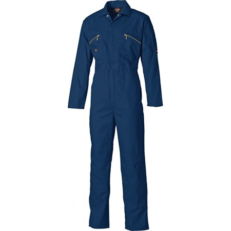 Dickies Redhawk Zip Front Boilersuit  - Click to view a larger image