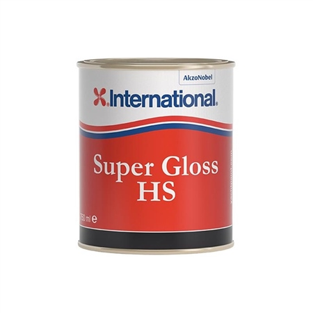 International Super Gloss HS - 750ml  - Click to view a larger image
