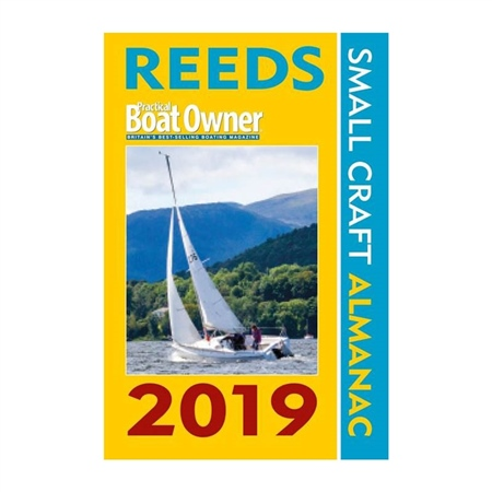 Reeds PBO Small Craft Almanac 2019  - Click to view a larger image