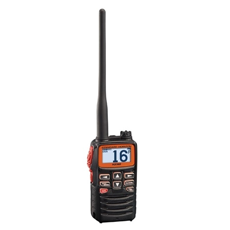 Standard Horizon HX40E Ultra Compact Handheld VHF Radio  - Click to view a larger image