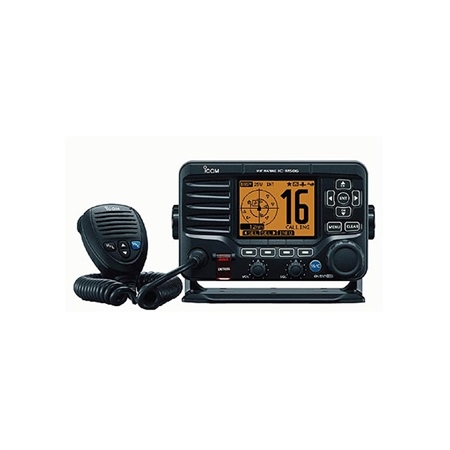 Icom IC-M506EURO Fixed VHF/DSC Radio with AIS Receiver  - Click to view a larger image