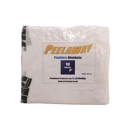 Peelaway Marine Spare Blanket for Antifouling Remover  - Click to view a larger image