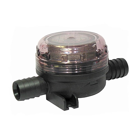 Jabsco Toilet Pump Inlet Strainer  - Click to view a larger image