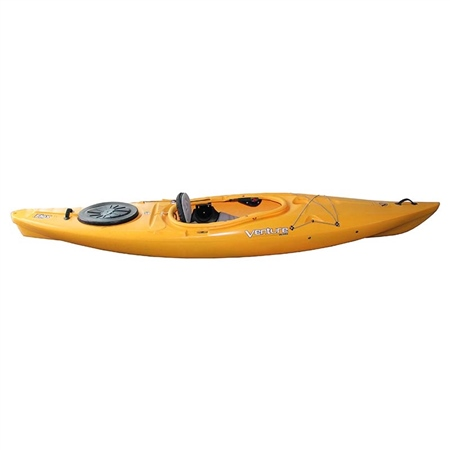 Venture Flex Fit 4 Recreational Touring Kayak with Skeg  - Click to view a larger image