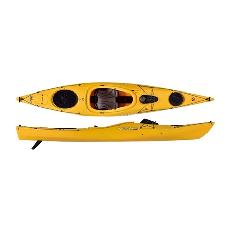 Venture Islay 12 LV Fit 4 Sport Touring Kayak with Skeg  - Click to view a larger image