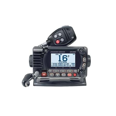 Standard Horizon GX1850 GPS Fixed VHF Radio  - Click to view a larger image