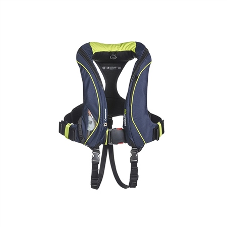 Crewsaver Ergofit+ 290N Automatic Harness Lifejacket with Light & Hood  - Click to view a larger image