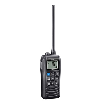 Icom M37 Handheld VHF Radio  - Click to view a larger image