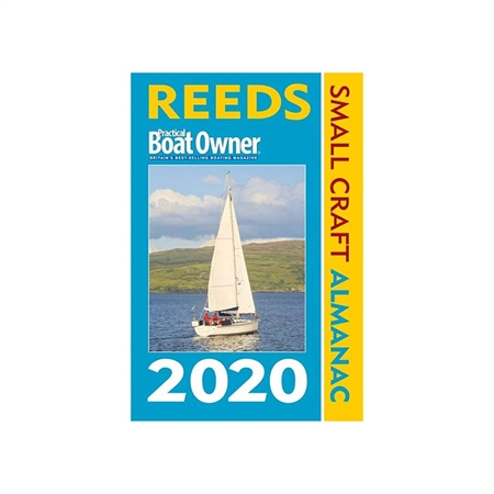 Reeds PBO Small Craft Almanac 2020  - Click to view a larger image