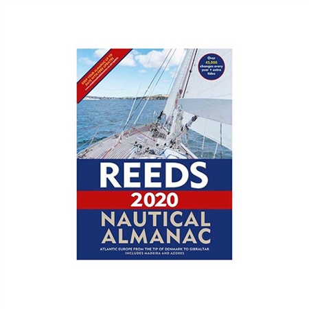 Reeds Nautical Almanac 2020  - Click to view a larger image