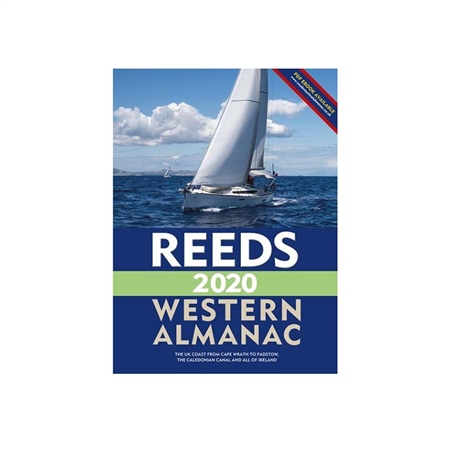 Reeds Western Almanac 2020  - Click to view a larger image