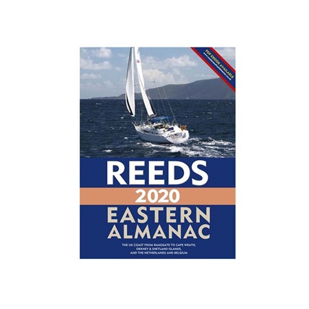 Reeds Eastern Almanac 2020  - Click to view a larger image