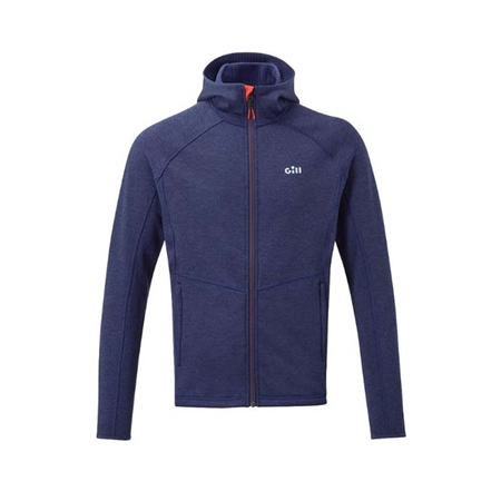 Gill Slim Fit Dart Hoodie  - Click to view a larger image