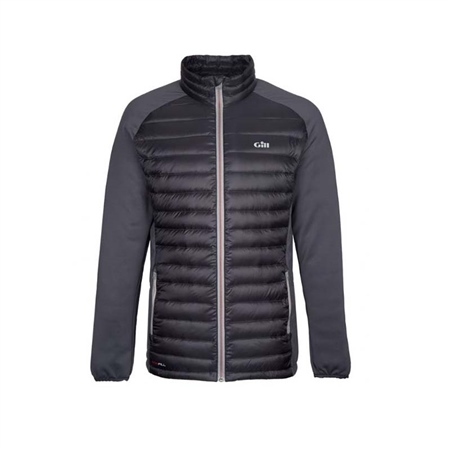 Gill Men's Hybrid Down Jacket  - Click to view a larger image