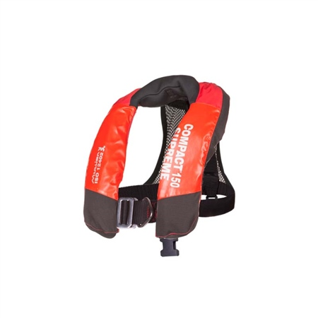 Mullion Compact Supreme 150 Lifejacket  - Click to view a larger image