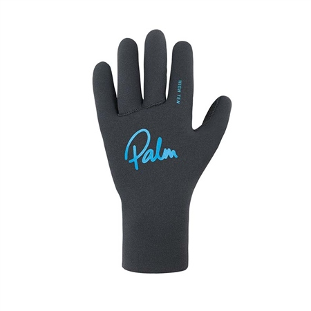Palm High Ten Gloves - Jet Grey  - Click to view a larger image