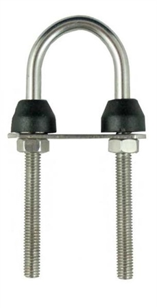Gael Force Stainless Steel U-Bolt