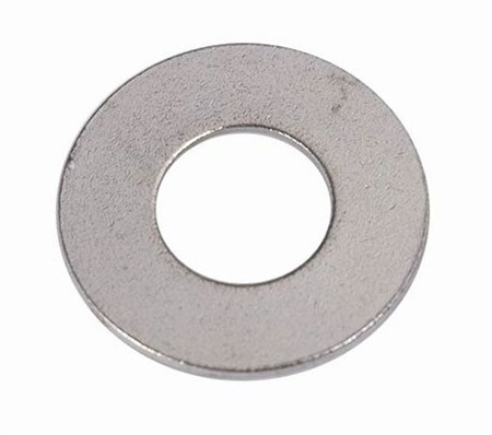 Gael Force Stainless Steel Flat Washers - 10 Pack