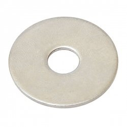 Gael Force Stainless Steel Penny Washers