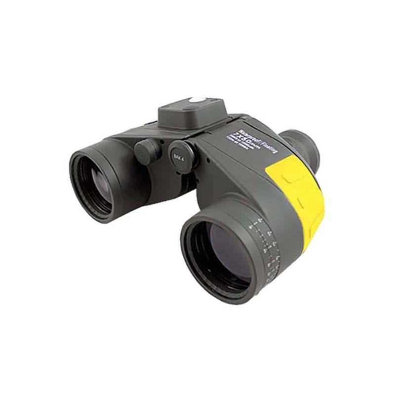 7x50 Floating Waterproof Binoculars w/Compass - standard