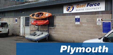 Gael Force Marine - Plymouth